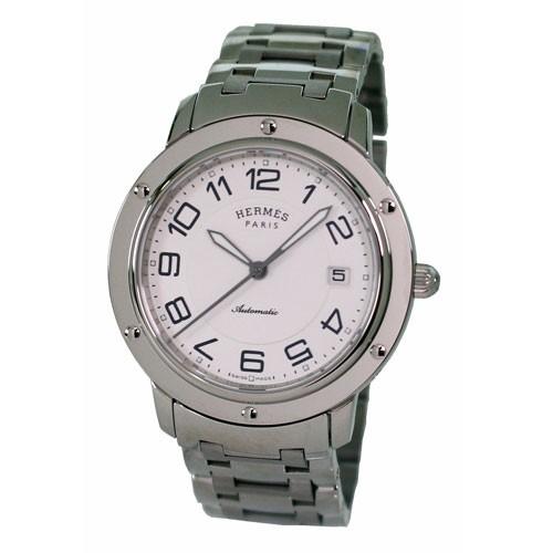 激安 エルメス メンズ腕時計 クリッパー 035131WW00, さかえや着物 1e501a1e
