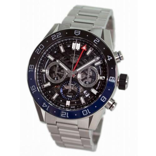 cheap for discount 48551 df90a タグ・ホイヤー メンズ腕時計 カレラ キャリバーホイヤー02 CBG2A1Z.BA0658|au Wowma!(ワウマ)