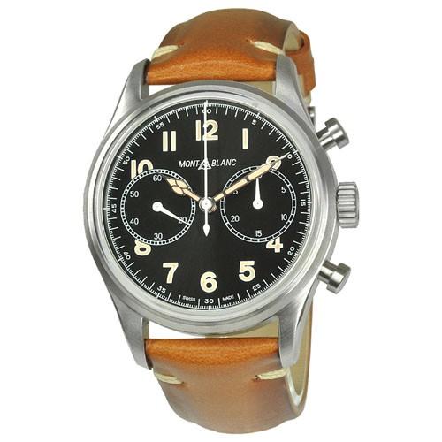 注目ブランド モンブラン メンズ腕時計1858 117836, MandA fe43d570