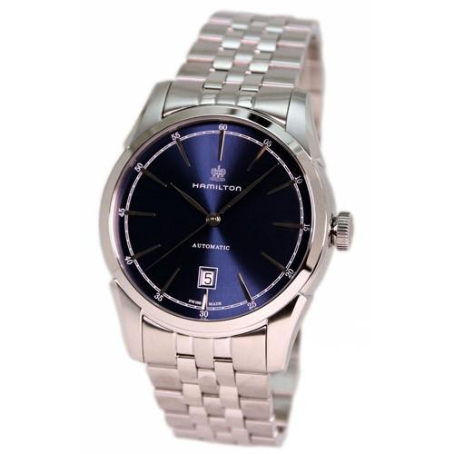 【テレビで話題】 ハミルトン メンズ腕時計 アメリカンクラシック スピリットオブリバティ H42415041, 金太郎家具 4a2472df