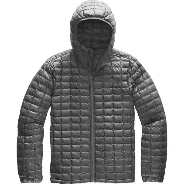 今季一番 ノースフェイス メンズ ジャケット&ブルゾン アウター Thermoball Eco Hooded Jacket - Men's Asphalt Grey Matte, 中古スマホとsimフリーの携帯少年 70eca863