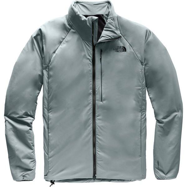 殿堂 Insulated アウター Ventrix Jacket ジャケット&ブルゾン - Grey Men's Mid ノースフェイス Hooded メンズ-ジャケット・アウター