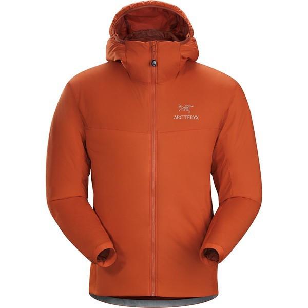 大切な アークテリクス メンズ ジャケット&ブルゾン アウター Atom LT Hooded Insulated Jacket - Men's Sambal, Life Style EC fd12f3c8