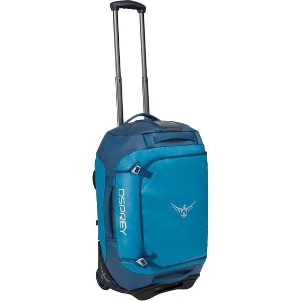 偉大な オスプレーパック レディース ボストンバッグ バッグ Transporter 40L Rolling Gear Bag Kingfisher Blue, 日光種苗 075a4c23