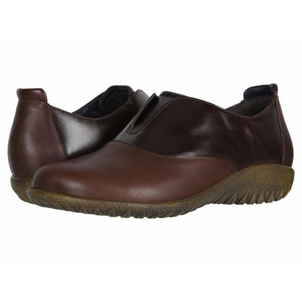 魅力的な価格 ナオト レディース スリッポン・ローファー シューズ Karo Toffee Leather/Walnut Leather, GRACIAS 3ee2c9be