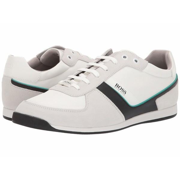 【限定セール!】 ヒューゴボス メンズ スニーカー シューズ Glaze Low Glaze Profile Open メンズ Sneaker by BOSS 1 Open White, MODEST LORD 仙台:31ec9ac6 --- kzdic.de