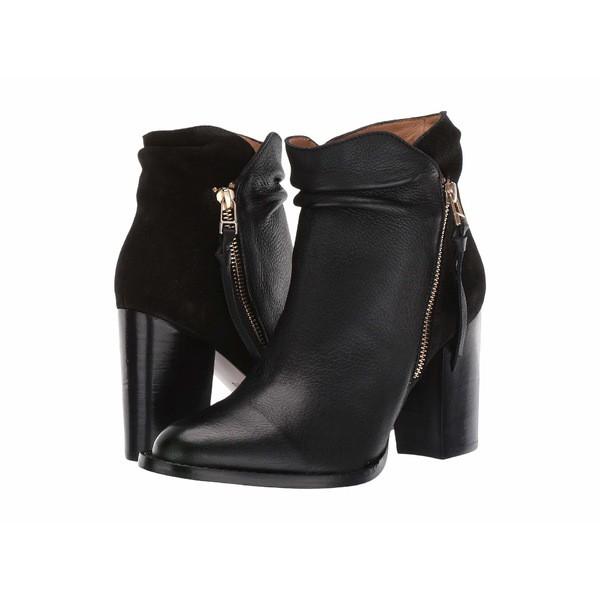 本物保証!  シューズ Black ブーツ&レインブーツ Britta レディース ルチーズ-靴・シューズ