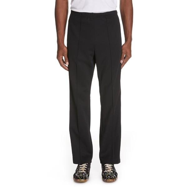 格安販売の マルタンマルジェラ メンズ Maison カジュアルパンツ Jersey ボトムス Maison Margiela Jersey メンズ Pants Black, 韓国食品辛国のキムチ物語:28f0650e --- chevron9.de