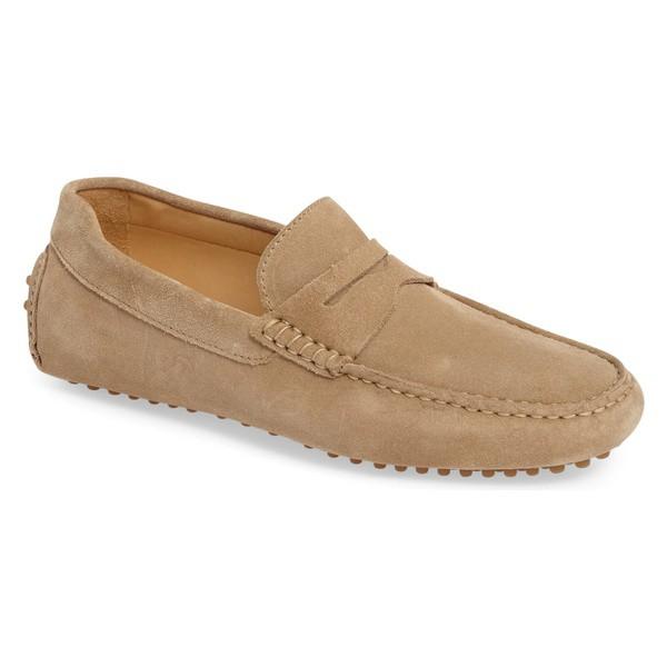 【即日発送】 Erwin スリッポン・ローファー Sand Shoe Jack Parker Suede Driving シューズ メンズ (Men) ジャック・アーウィン-靴・シューズ