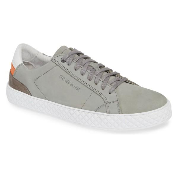 激安/新作 サイクレーデリュックス メンズ スニーカー シューズ Cycleur de Luxe Britislava Sneaker (Men) Light Grey, キビチョウ 4b42e9de