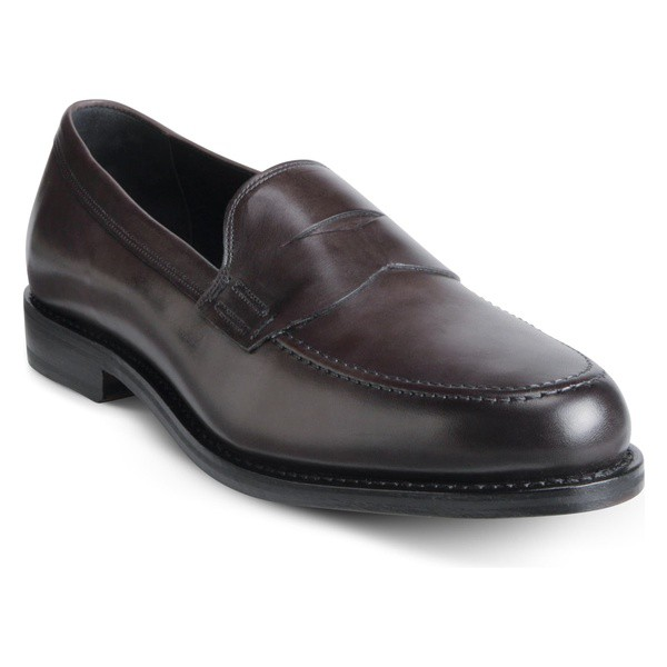 【超特価sale開催!】 スリッポン・ローファー (Men) Leather Allen シューズ Loafer Street Carbon Penny アレン Edmonds メンズ Wooster エドモンズ-靴・シューズ