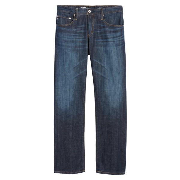 【正規通販】 エージー メンズ カジュアルパンツ ボトムス AG Protg メンズ Straight Leg Protg ボトムス Jeans (Hunts) Hunts Wash, 得々パソコン:57be8ff8 --- schongauer-volksfest.de