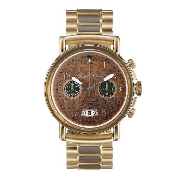 【送料込】 アクセサリー 44mm Military Grain オリジナル・グレイン Original Camo メンズ Watch 腕時計 Set, General/ Chronograph-その他腕時計