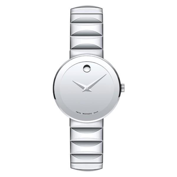 【年中無休】 モバド レディース モバド Watch, 腕時計 アクセサリー Movado レディース Sapphire Bracelet Watch, 26mm Silver, 上北郡:44e2211e --- chevron9.de