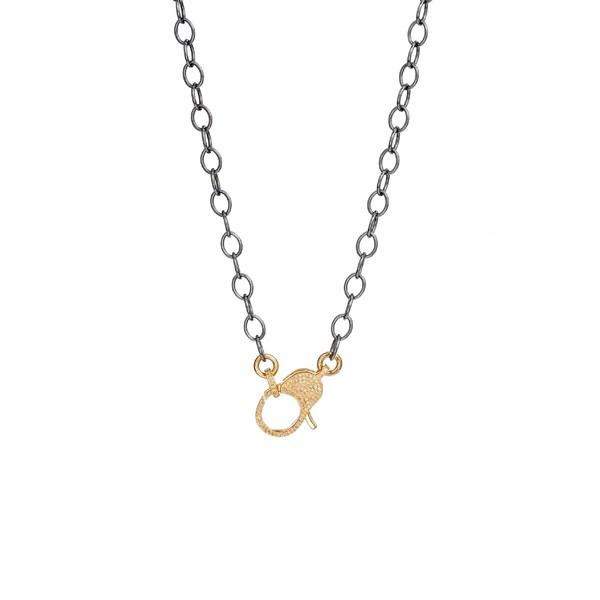 高品質の人気 ジェインバシュデザインズ レディース レディース ネックレス・チョーカー Jane・ペンダントトップ アクセサリー Jane Necklace Basch Pav Lock Chain Necklace Gol, MIMURA official:0c495288 --- kleinundhoessler.de