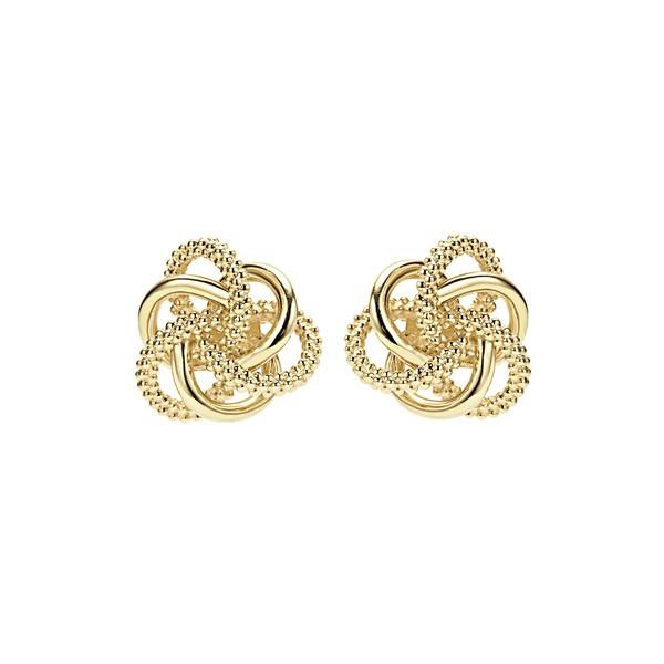 最適な材料 ラゴス Knot' レディース Gold ピアス&イヤリング アクセサリー LAGOS 'Love Knot' 18k Stud Gold Stud Earrings Gold, 激安オーダーブラインド専門店:5a2daf46 --- paderborner-film-club.de