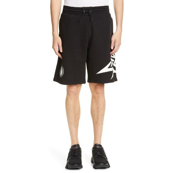 【売れ筋】 ジバンシー メンズ メンズ カジュアルパンツ the ボトムス Givenchy Glow in Dark the Dark Athletic Shorts Black, 達人のギフト屋さん:cb17afda --- schongauer-volksfest.de