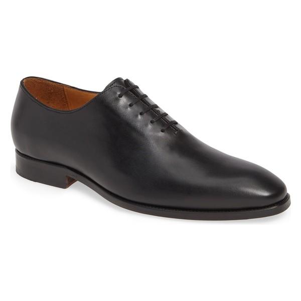 売上実績NO.1 ドレスシューズ ジャック・アーウィン Erwin メンズ Leather Oxford シューズ Black (Men) Jack Wholecut Baxter-靴・シューズ