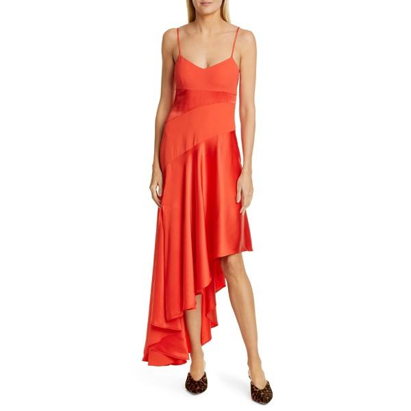 【後払い手数料無料】 ニコラスカークウッド レディース ワンピース トップス Asymmetrical Dress NICHOLAS Blocked Asymmetrical Hem Dress トップス Poppy, 香良洲町:97d68d2c --- paderborner-film-club.de