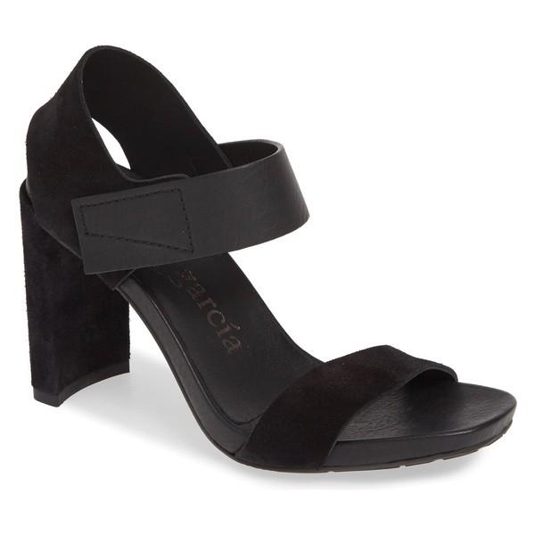 全てのアイテム ペドロガルシア Garcia レディース Heel サンダル シューズ Pedro Garcia (Women) Nara Block Heel Sandal (Women) Black Castoro, URBAN RESEARCH DOORS/ドアーズ:2efb6cda --- chevron9.de