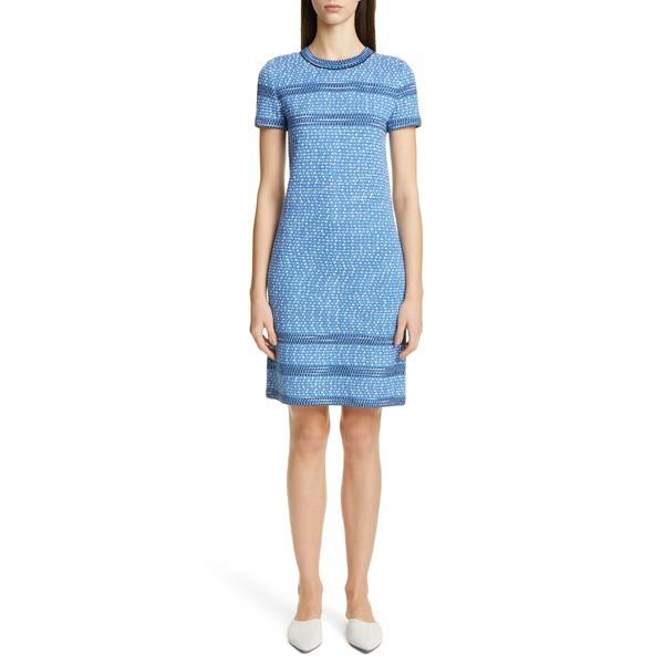 独特の上品 セント ジョン コレクション John レディース ワンピース ジョン トップス St. John コレクション Collection Engineered Coastal Texture Tweed Knit Dress White/, 有田焼や心器:dd106a95 --- kzdic.de