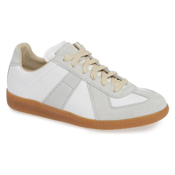 品揃え豊富で マルタンマルジェラ レディース スニーカー シューズ Maison Margiela Replica Sneaker (Women) White, インポートアパレルのLa Vida 78066909