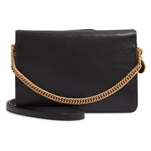 【予約受付中】 ジバンシー レディース ハンドバッグ バッグ Givenchy Givenchy Cross 3 Crossbody Leather バッグ Crossbody Bag Black, 益子焼 和食器通販 わかさま陶芸:7f190e93 --- chevron9.de