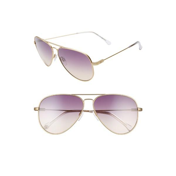 ランキング第1位 エレクトリック 60mm レディース サングラス Purple&アイウェア アクセサリー ELECTRIC AV1 XL 60mm Light Aviator Sunglasses Light Gold/ Purple Gradien, 現代質屋 夢市場 プレミア:d4e0ff70 --- united.m-e-t-gmbh.de
