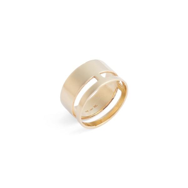 人気商品の ボニー レヴィ Ofira レディース リング Bony アクセサリー Bony Levy Ofira アクセサリー Bold 14K Gold Ring (Nordstrom Exclusive) Yellow Gold, 粋屋:2ec632fb --- chevron9.de