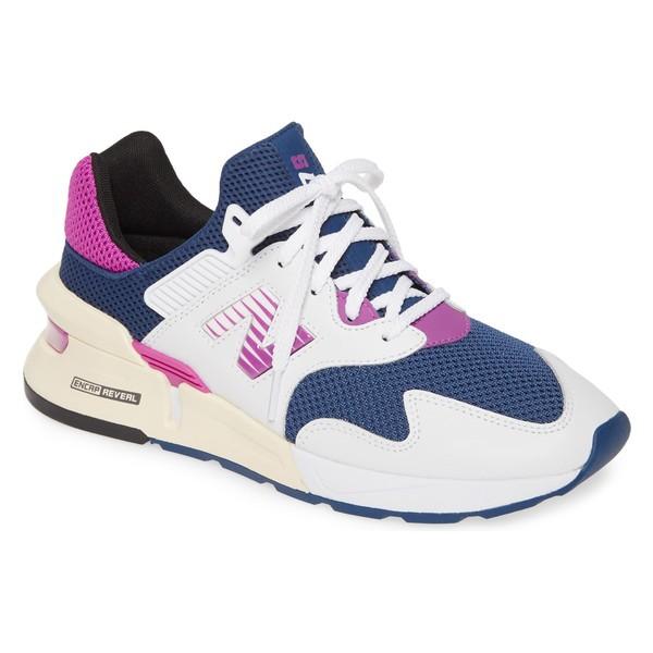 日本製 ニューバランス メンズ スニーカー シューズ New Balance 997J Sneaker (Men) Moroccan Tile Leather, 聴診器のパネシアン 1eac1454