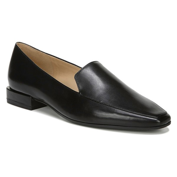 安いそれに目立つ ナチュライザー レディース スリッポン・ローファー シューズ Naturalizer Naturalizer シューズ Clea Black Loafer (Women) Black Leather, yamaguchiきらら特産品:748aabdc --- 1gc.de