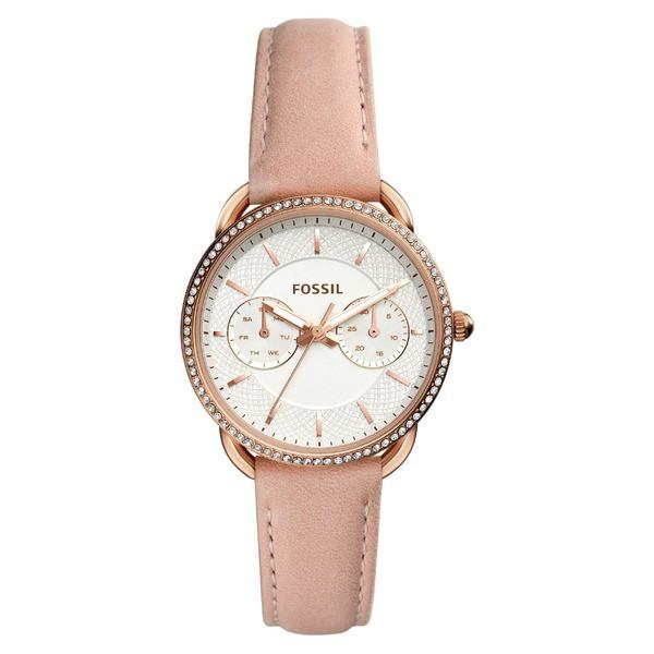 超美品の フォッシル レディース 腕時計 アクセサリー Fossil Tailor アクセサリー Rose Multifunction Watch, Silver/ 35mm Beige/ Silver/ Rose Gold, 最安値:aee226b4 --- kzdic.de
