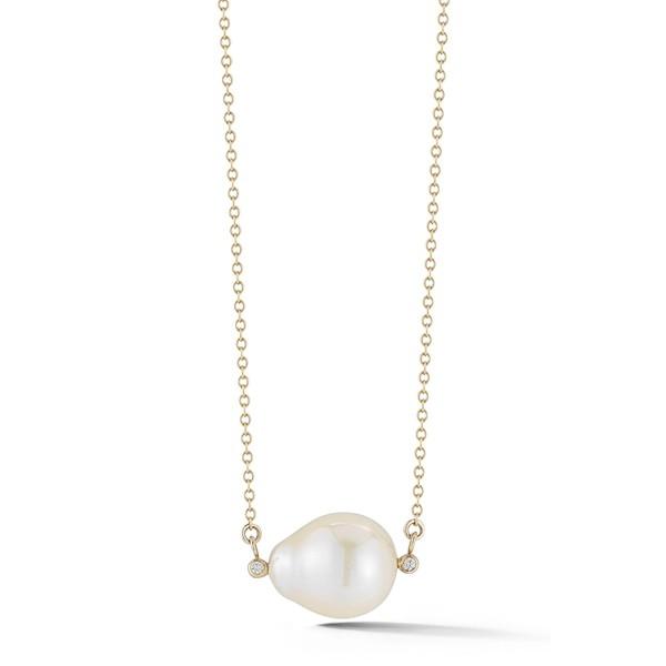 最も  ネックレス・チョーカー・ペンダントトップ アクセサリー Pearl Necklace Mizuki Pearl ミズキ Freshwater レディース White Pendant-その他アクセサリー・ジュエリー