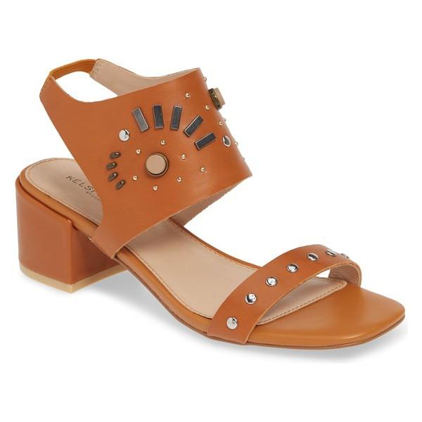 【新発売】 レディース ケルシーダッガー Brooklyn (Women) サンダル Studded Kelsi Sandal シューズ Dagger Cowboy-靴・シューズ