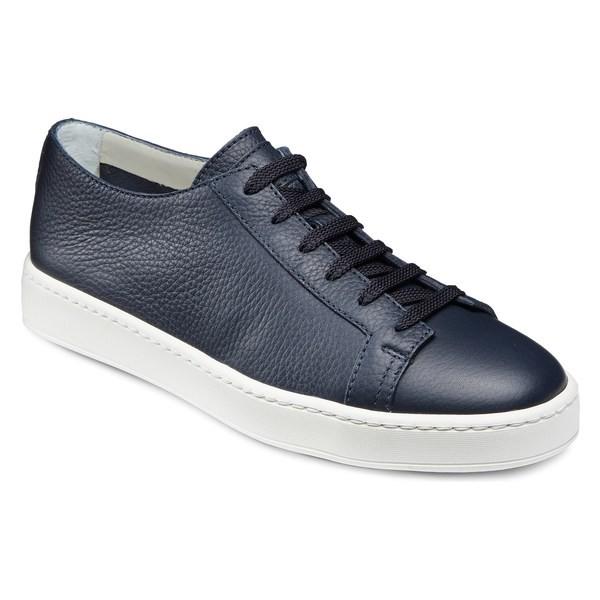 激安先着 サントーニ メンズ スニーカー シューズ Santoni Cleanic Cleanic Sneaker Sneaker スニーカー (Men) Navy, 沖縄厳選グルメ専門店 山将:5b2e35a9 --- united.m-e-t-gmbh.de
