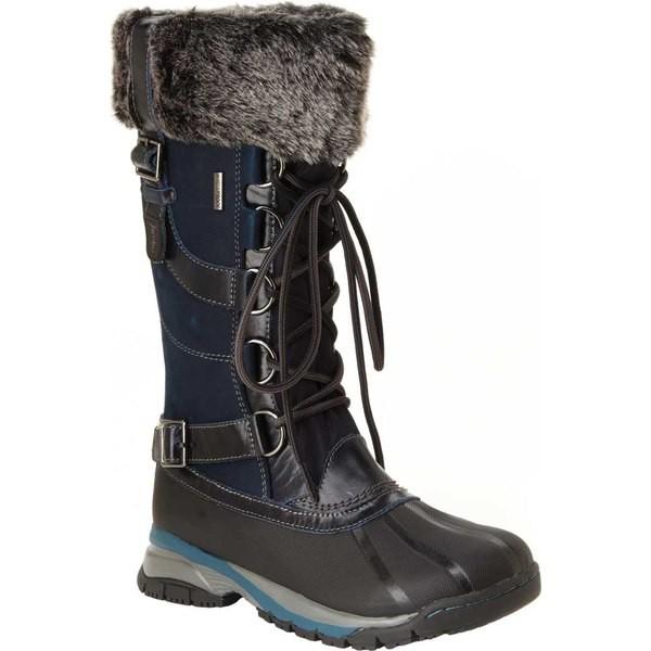 【初回限定】 ジャンブー レディース ジャンブー ブーツ レディース&レインブーツ Boot シューズ Wisconsin Winter Boot Midnight Full Grain Leather/Faux Fur, 須賀川市:908bb549 --- ai-dueren.de