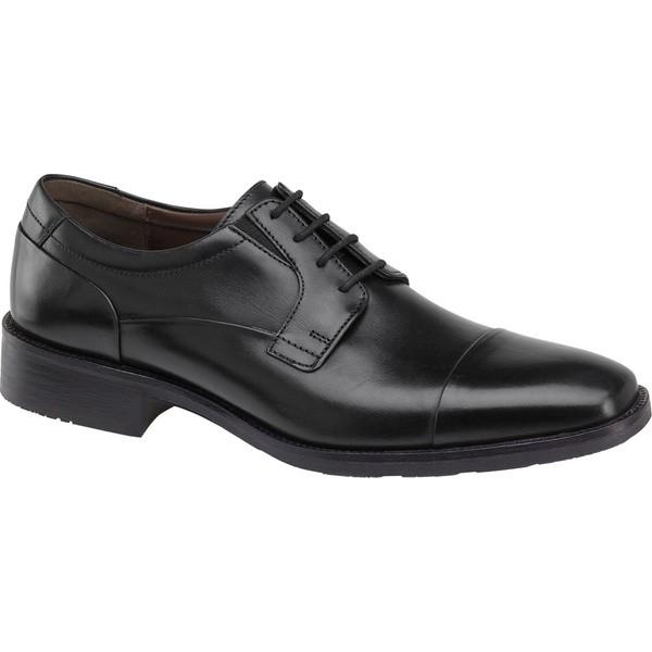 正式的 ジョンストンアンドマーフィー メンズ ドレスシューズ シューズ Lancaster Lancaster Cap-Toe ドレスシューズ シューズ Derby Black Leather, ユヤチョウ:3ae6a5c9 --- chevron9.de