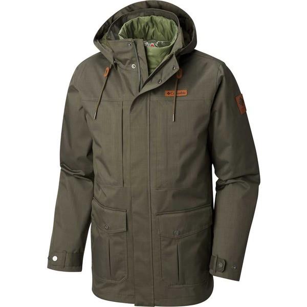 美品  コロンビア メンズ ジャケット Pine メンズ&ブルゾン アウター Horizons コロンビア Pine Interchange Jacket Peatmoss, UJ-FACTORY:e06f9e3e --- kzdic.de