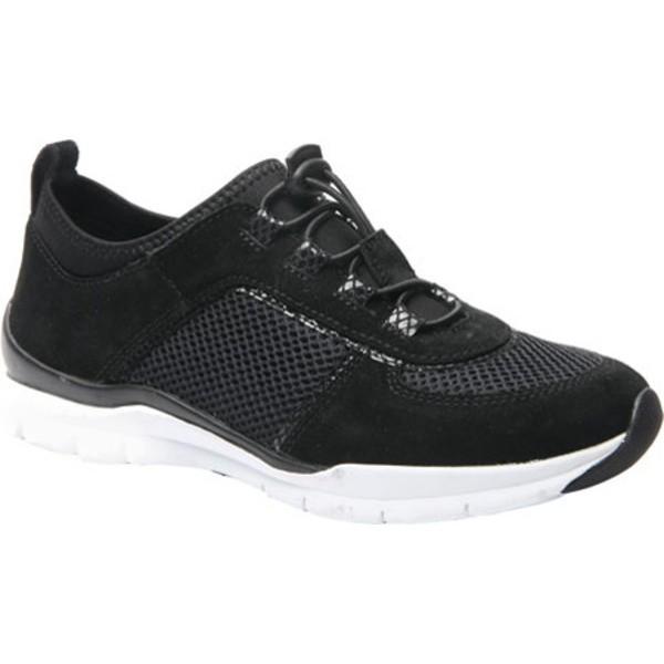 【送料無料/即納】  ロスハンマーソン レディース スニーカー シューズ Flynn Bungee Black Lace Sneaker スニーカー Flynn Black Leather/Mesh, CODE STYLE:6bb048ad --- zafh-spantec.de