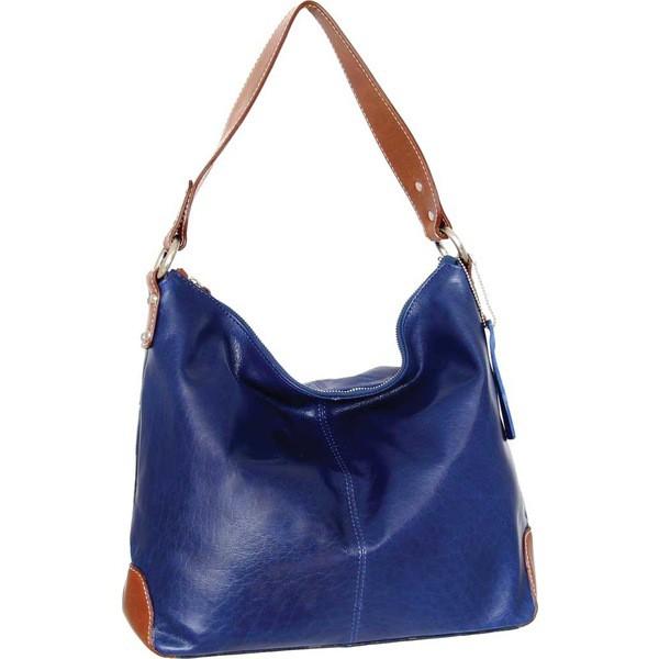 新着 Hobo レディース ニノボッシ Hildegard Blue Bag バッグ ハンドバッグ-バッグ