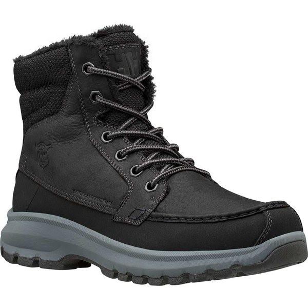 いいスタイル ヘリーハンセン V3 メンズ ブーツ Boot&レインブーツ シューズ Garibaldi V3 Winter Boot Garibaldi Jet Black/Charcoal/Black Gum, 雑貨工房 暮らそ:0c1f80d7 --- schongauer-volksfest.de