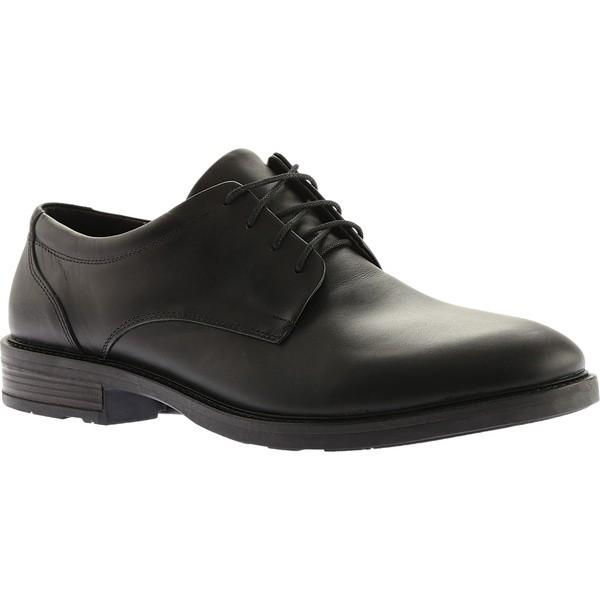 50%OFF ナオト メンズ ドレスシューズ シューズ Wisdom Black Madras Leather, エンザンシ 263d927b