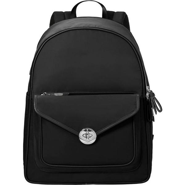 【超特価】 バッガリーニ レディース バックパック・リュックサック バッグ GLB158 Laptop GLB158 Granada Laptop Backpack Backpack Black, 北足立郡:aa8a0d8b --- chevron9.de