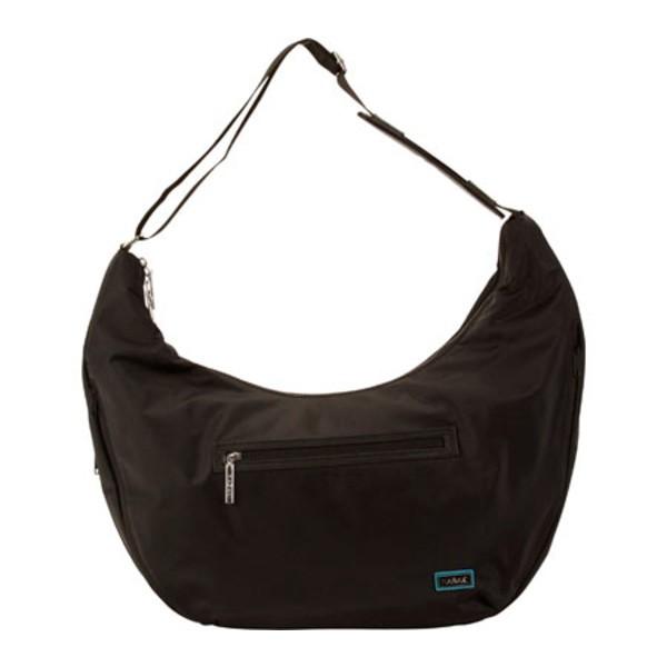 100%本物保証! ハダキ レディース ハンドバッグ ハンドバッグ バッグ Hobo Fit レディース Bag Fit Black, ふとんの玉手箱:7345f49b --- chevron9.de