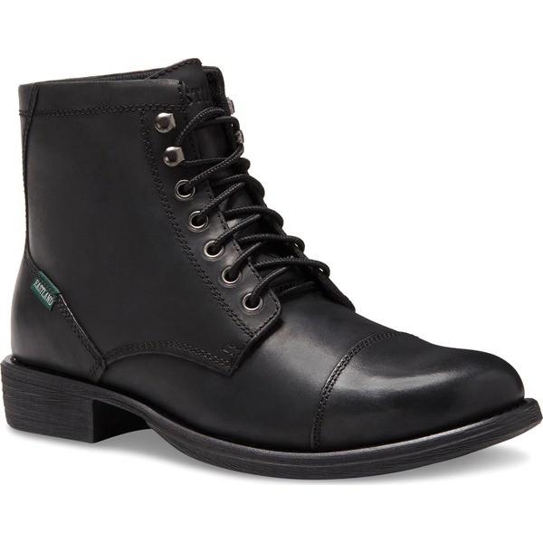激安店舗 イーストランド メンズ ブーツ Black&レインブーツ High イーストランド シューズ High Fidelity Black Leather, フランス菓子工房 ラファミーユ:5e2151dd --- schongauer-volksfest.de