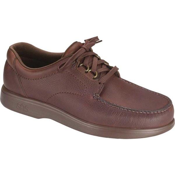 【高価値】 エスエーエス メンズ メンズ Mulch ドレスシューズ シューズ Bout Time Toe Moc Toe Oxford Mulch Leather, 音更町:4bb2d7b4 --- buergerverein-machern-mitte.de