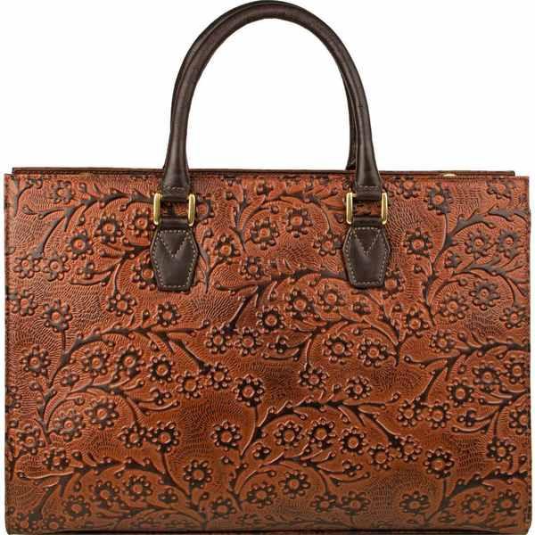 ビッグ割引 スカーリー レディース ハンドバッグ バッグ Floral Floral Embossed Shoulder Bag レディース Bag B170 Handbag, アクアギフト:62461cce --- chevron9.de