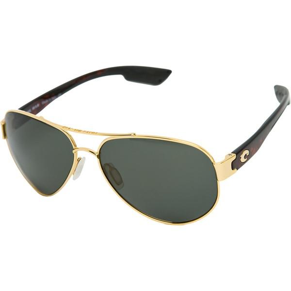 超高品質で人気の コスタ コスタ メンズ サングラス Sunglasses・アイウェア アクセサリー South Point Polarized 580G アクセサリー Sunglasses Gold/Gray, セカンドスピリッツ:ed5fdc33 --- united.m-e-t-gmbh.de