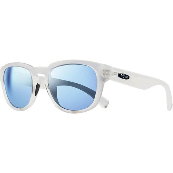 本物保証!  レボ Zinger メンズ サングラス・アイウェア アクセサリー アクセサリー Crystal Zinger Polarized Sunglasses Matte Crystal/Blue Water, kousen:eee9a567 --- stunset.de