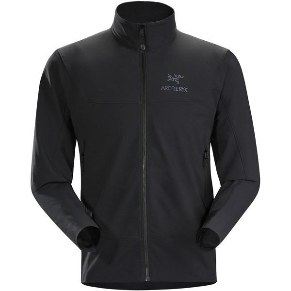 アンマーショップ アークテリクス メンズ ジャケット&ブルゾン アウター Gamma LT アウター Softshell Jacket Jacket Gamma - Men's Black, リリリモール:82ece424 --- kzdic.de